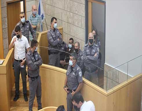 إسرائيل.. أحد الأسرى الـ6 المُعاد اعتقالهم يبدأ إضرابا عن الطعام