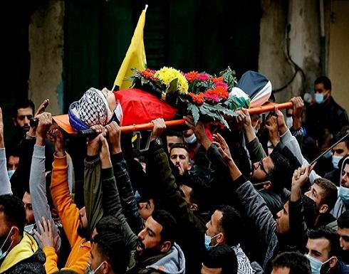 مواجهات مع الاحتلال في الضفة عقب استشهاد طفل فلسطيني