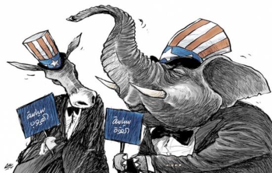 سياسة امريكا