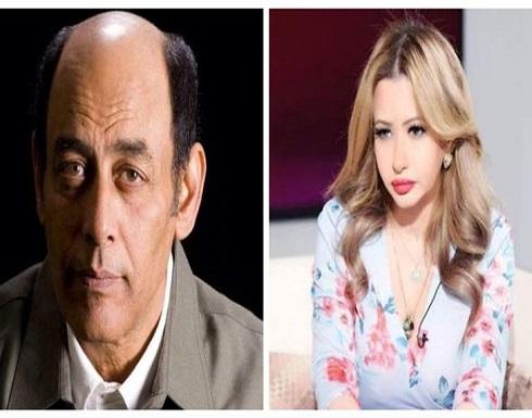 مي العيدان تسخر من أحمد بدير : والله طلعت بنت الأقرع مزة .. شاهد