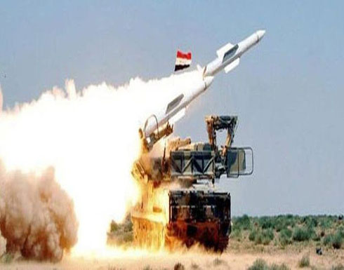 سوريا: سلاح الجو الإسرائيلي هاجم قاعدة عسكرية في حمص