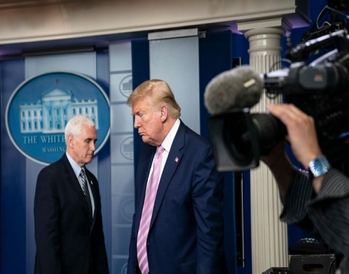 LAT: ترامب يتجه لعسكرة الأزمة ويجب منعه