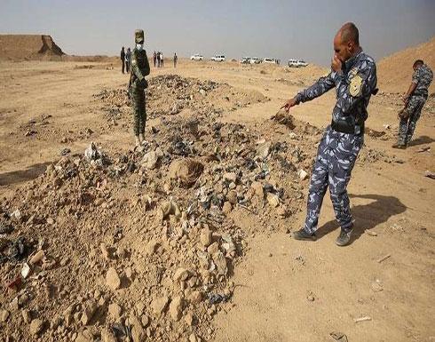 العثور على مقبرة جماعية في العراق