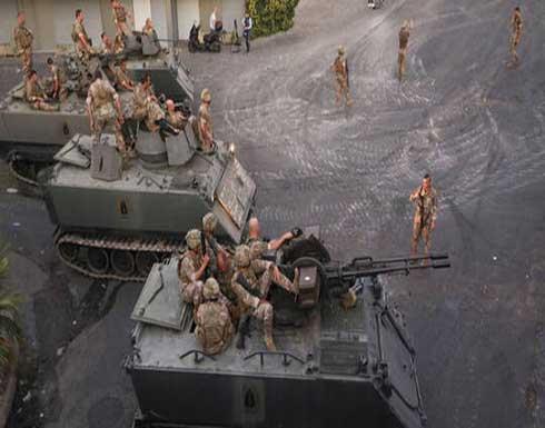 بايدن يوجه بتقديم مساعدات إلى القوات المسلحة اللبنانية بقيمة 47 مليون دولار
