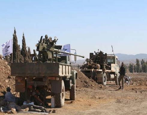 مصادر: مسلحو جنوب سوريا يخططون لعملية عسكرية واسعة قرب الحدود الأردنية
