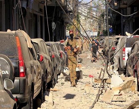 وزارة الصحة اللبنانية تعلن أحدث حصيلة لضحايا انفجار بيروت