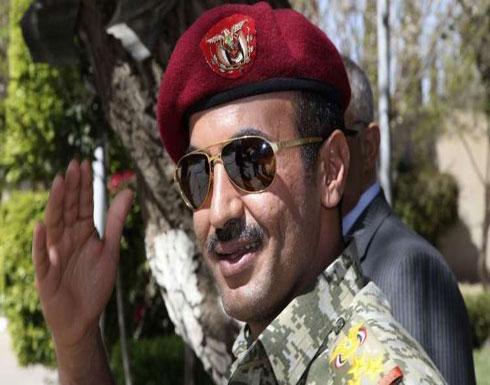 أحمد صالح: سأقود المعركة في اليمن حتى طرد آخر حوثي