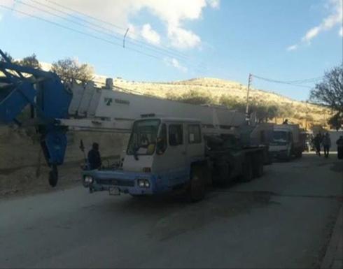 هدنة في وادي بردى وغارات بحماة وإدلب
