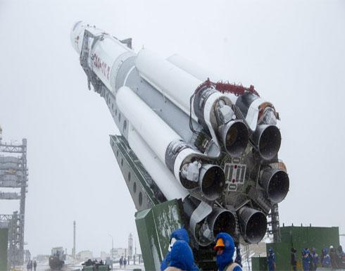 روسيا تطلق ثالث أقمار Electro-L إلى الفضاء
