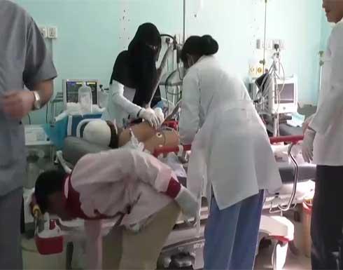 اليمن.. إدانة أميركية لهجوم حوثي بمأرب واعتراض مسيّرة أطلقها الحوثيون باتجاه السعودية