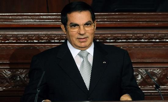 """سخرية واسعة بعد إشادة قناة تونسية بالمخلوع """"بن علي"""" (فيديو)"""