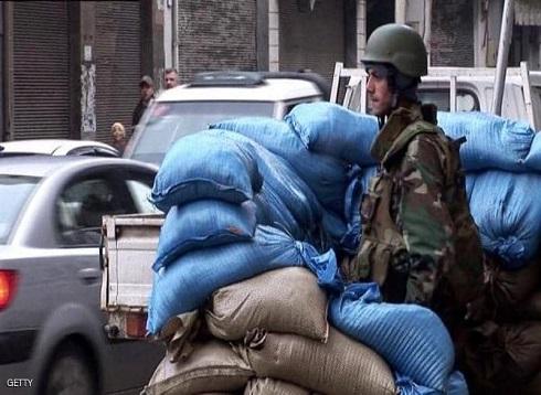 مسلحون يقتلون 21 جنديا من الجيش السوري