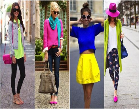 لون ملابسك انعكاس لشخصيتك ومزاجك