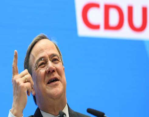 فوز مدو لحزب ميركل في انتخابات ولاية ساكسونيا-أنهالت شرق ألمانيا