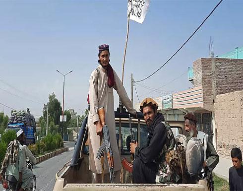 """رئيس المكتب السياسي لـ""""طالبان"""" يستعرض وعدد من قادة الحركة جهود تشكيل حكومة أفغانية جديدة"""