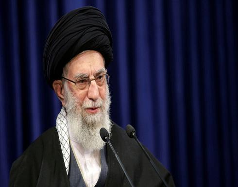خامنئي: الغربيون يكذبون ويريدون أخذ مقومات القوة من إيران