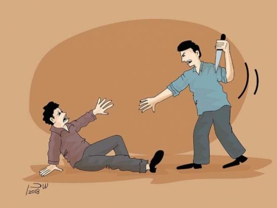 عامل يقتل مدير أجبره على ممارسة الرذيلة