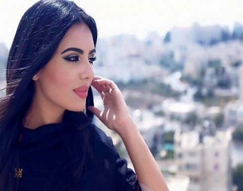 لينا قيشاوي تفاجئ الجميع بزواجها وتنشر صورها بالأبيض