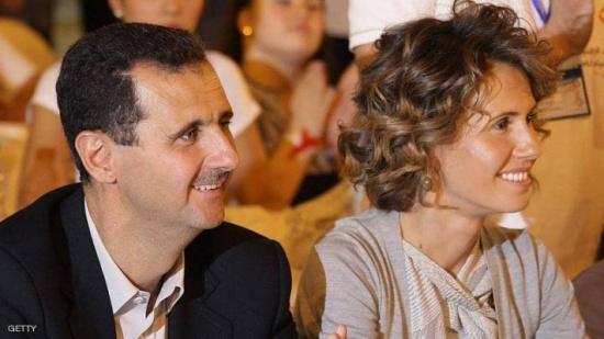 بعد 9 أيام من الإصابة بكورونا.. كشف حالة بشار الأسد وزوجته