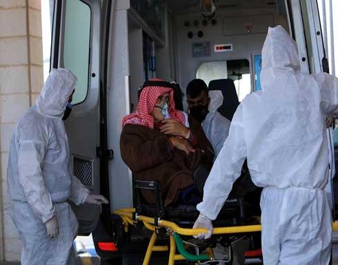 تسجيل 13 وفاة و 620 اصابة بفيروس كورونا في الاردن