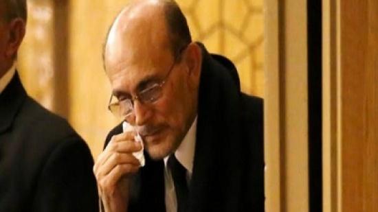 بالفيديو - محمد صبحي يبكي على الهواء بسبب زوجته