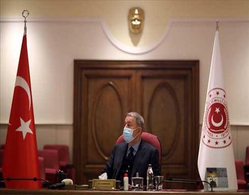 أكار: مستمرون في حماية حقوقنا ومصالحنا داخل وخارج تركيا