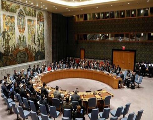 مصر تدعو مجلس الأمن لإعطاء الأولوية للطرق السلمية لتسوية المنازعات
