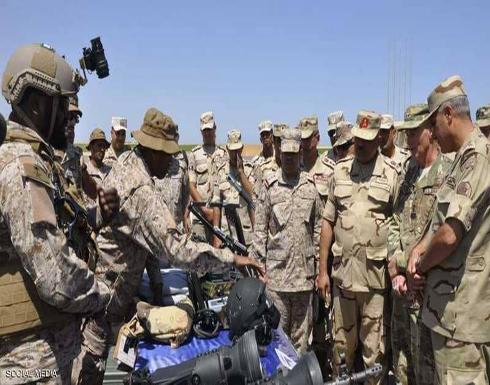 """بالصور.. مصر تنظم الحدث العسكري الأضخم """"بالموقع الأضخم"""""""