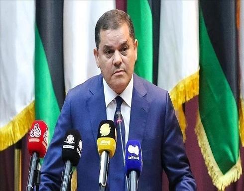 """تونس.. رئيس الحكومة الليبي يصف زيارة سعيد بـ""""التاريخية"""""""