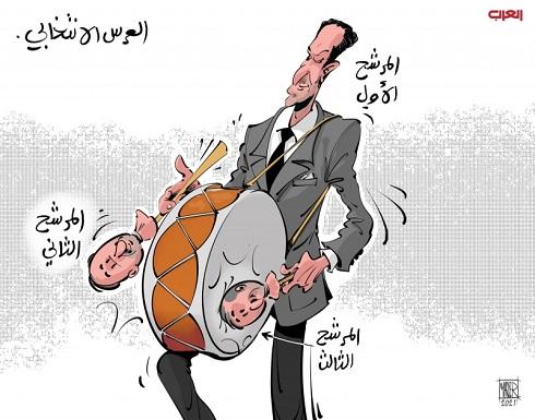 العرس الانتخابي السوري وزيف المرشحين