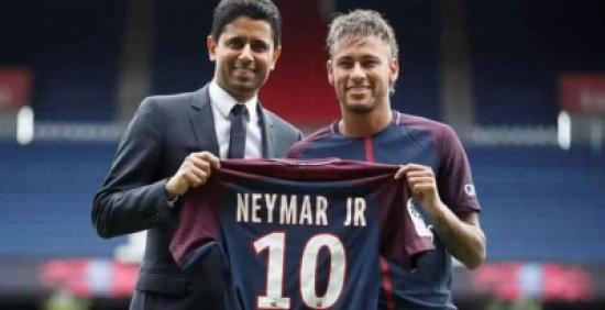 """تقارير إسبانية: نيمار في طريقه إلى ريال مدريد..و""""الخليفي"""" يسافر للبرازيل لمناقشته"""
