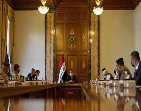 عقب انفجار بغداد.. الكاظمي يوقف مسؤولا أمنيا