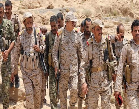 شاهد : جيش اليمن يتقدم شرق صنعاء وانهيارات بصفوف الحوثي