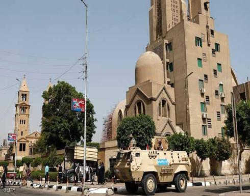إحباط هجوم على كنيسة في القاهرة ومقتل منفذه