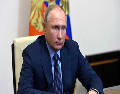 بوتين وميشيل يبحثان العلاقات الروسية الأوروبية والقضايا الدولية