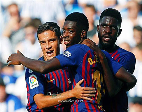 """قريبا.. برشلونة أول فريق """"ملياري"""" في العالم"""