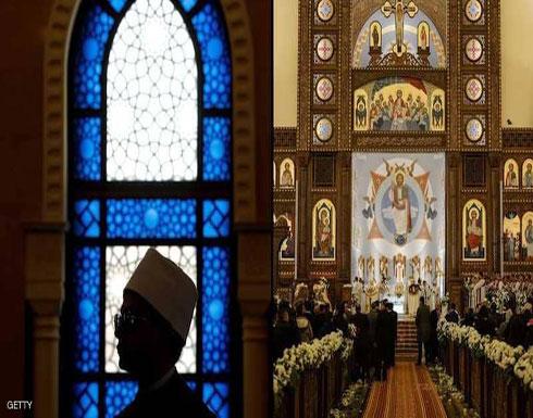 """البابا في المسجد وشيخ الأزهر بالكنيسة.. """"حدث نادر"""" في مصر"""