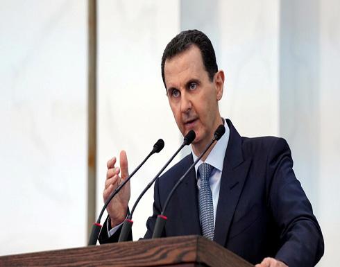 الأسد يبحث مع مساعد وزير الخارجية الإيراني العلاقات بين البلدين وعمل اللجنة الدستورية