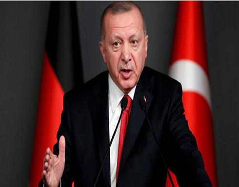 أردوغان: نضالنا يمتد من سوريا والعراق حتى ليبيا وعازمون على تتويجه بالنصر
