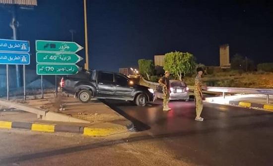 تشكيلات الوفاق تغلق شوارع طرابلس الرئيسية لمنع التظاهرات