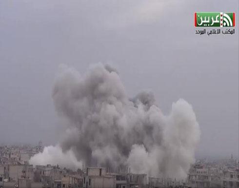 النظام يتكبّد خسائر باللاذقية ويكثف قصف إدلب والغوطة
