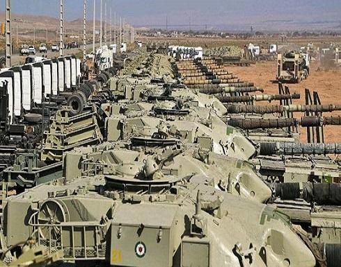 إيران تجري مناورات قرب الحدود مع أذربيجان
