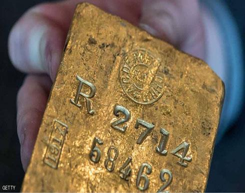 الذهب يهوي لأدنى مستوى في نحو أسبوعين