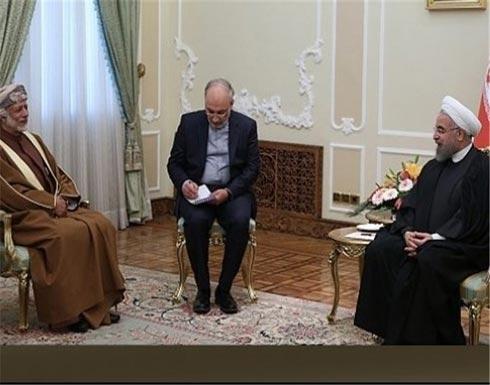 بن علوي يبحث في طهران الأزمة الخليجية
