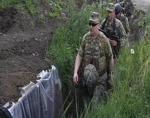 أوكرانيا: روسيا تخزن أسلحة نووية في القرم وتهاجمنا من أجل المياه