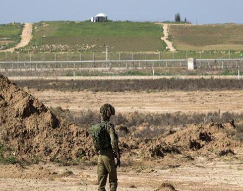 """حماس تعتبر بناء جدار حول غزة """" إعلان حرب """""""