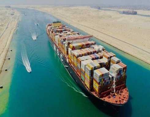 """ملاك سفينة """"إيفر غيفن"""" يتوصلون رسميا إلى حل مع هيئة قناة السويس المصرية"""