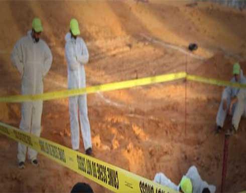 اكتشاف مقبرتين جديدتين في المشروع الزراعي بمدينة ترهونة الليبية