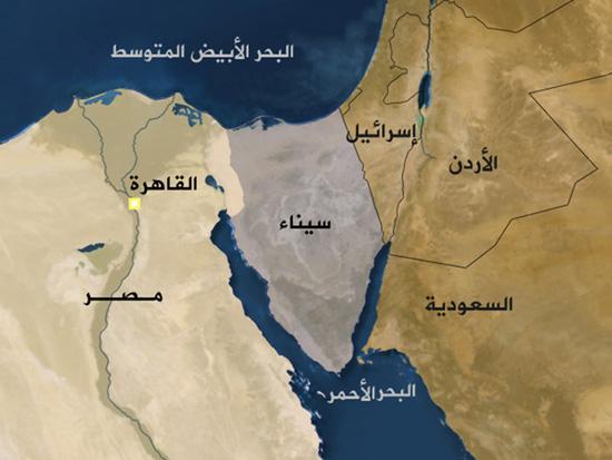 مقتل ستة سودانيين برصاص مجهولين بسيناء