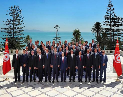 السبسي يشرف على أداء اليمين الدستورية لأعضاء الحكومة الجدد